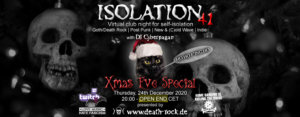 24.12.2020: Isolation #41 Livestream