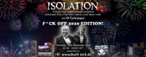 31.12.2020: Isolation #42 Livestream
