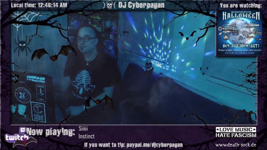 Blue Moon Halloween Asylum - 1