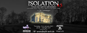 21.01.2021: Isolation #45 Livestream
