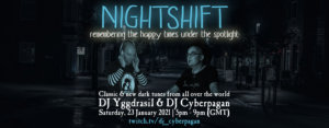 23.01.2021: Nightshift #1 Livestream