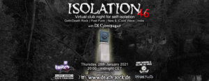 28.01.2021: Isolation #46 Livestream