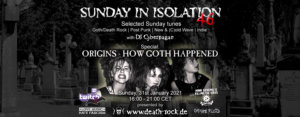 31.01.2021: Sunday in Isolation #46 Livestream