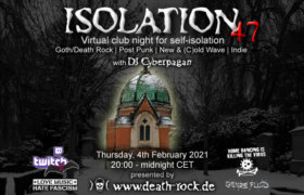 04.02.2021: Isolation #47 Livestream