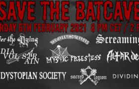 06.02.2021: Save the Batcave Livestream
