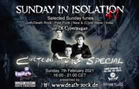 07.02.2021: Sunday in Isolation #47 Livestream