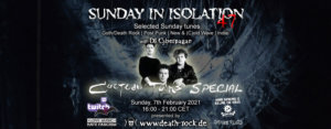 07.02.2021: Sunday in Isolation #47 Livestream