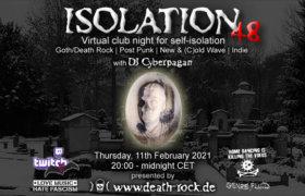 11.02.2021: Isolation #48 Livestream