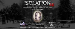 11.02.2021: Isolation #48 Livestream