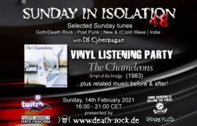 14.02.2021: Sunday in Isolation #48 Livestream