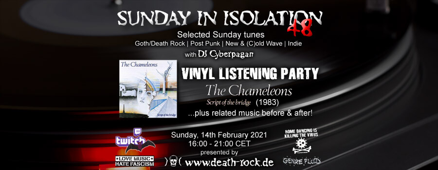 14.02.2021: Sunday in Isolation #48 Livestream
