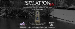 18.02.2021: Isolation #49 Livestream