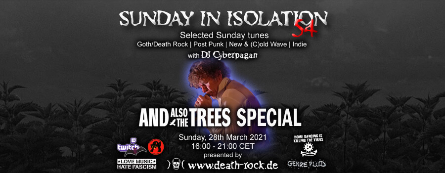 28.03.2021: Sunday in Isolation #54 Livestream