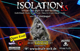 01.04.2021: Isolation #55 Livestream