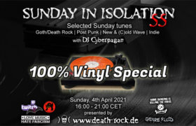 04.04.2021: Sunday in Isolation #55 Livestream