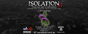 15.04.2021: Isolation #57 Livestream