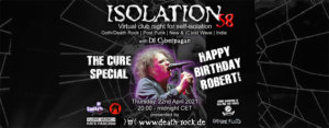 22.04.2021: Isolation #58 Livestream