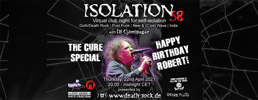 22.04.2021: Isolation #58 Livestream