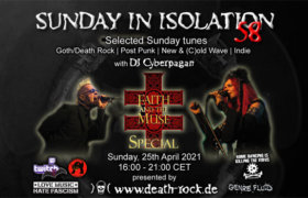 25.04.2021: Sunday in Isolation #58 Livestream
