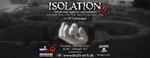 29.04.2021: Isolation #59 Livestream