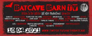 10.04.2021: Batcave Barn TV Livestream