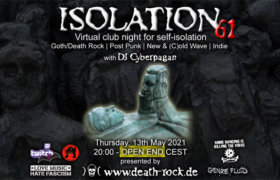 13.05.2021: Isolation #61 Livestream