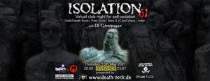 13.05.2021: Isolation #61 Livestream