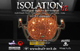 20.05.2021: Isolation #62 Livestream