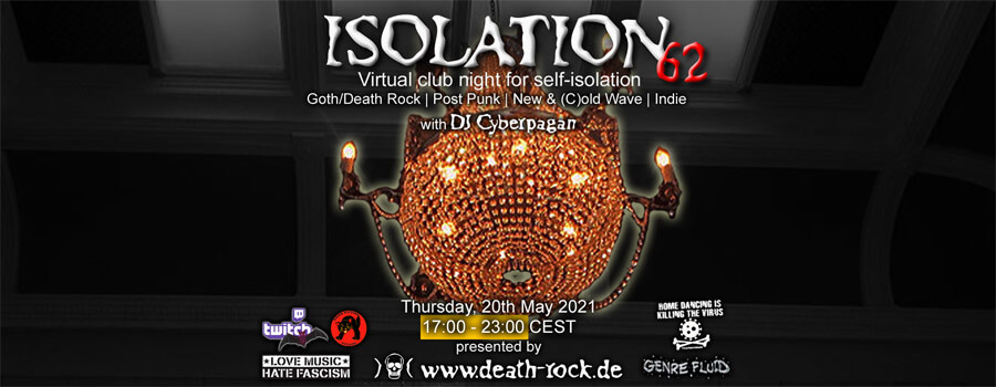 20.05.2021: Isolation #62 Livestream