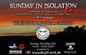 23.05.2021: Sunday in Isolation #62 Livestream