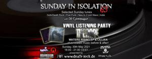 30.05.2021: Sunday in Isolation #63 Livestream