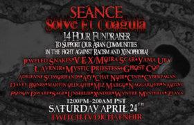 24.04.2021: Séance: Solve et Coagula Livestream