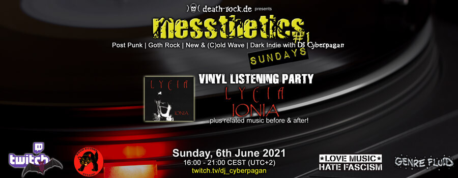 06.06.2021: messthetics sundays #1 Livestream