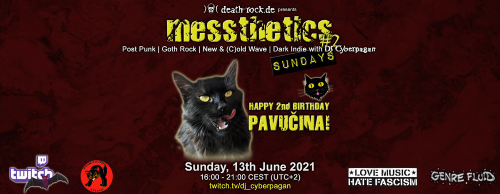 13.06.2021: messthetics sundays #2 Livestream