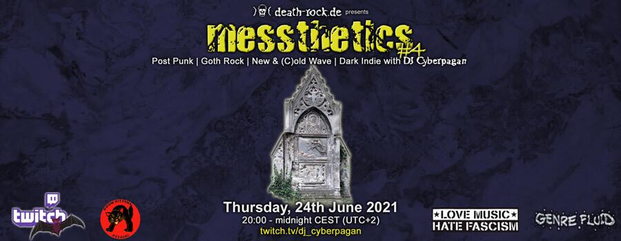 24.06.2021: messthetics #4 Livestream