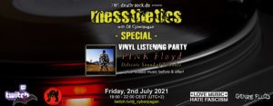 02.07.2021: messthetics special Livestream