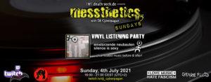 04.07.2021: messthetics sundays #5 Livestream