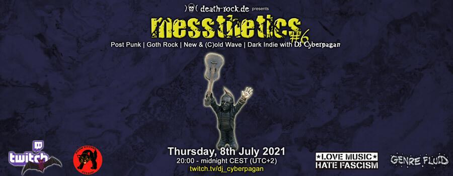 08.07.2021: messthetics #6 Livestream