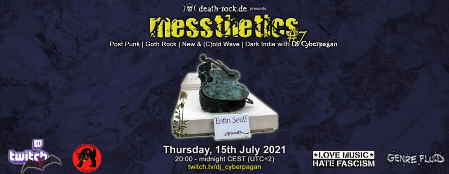 15.07.2021: messthetics #7 Livestream