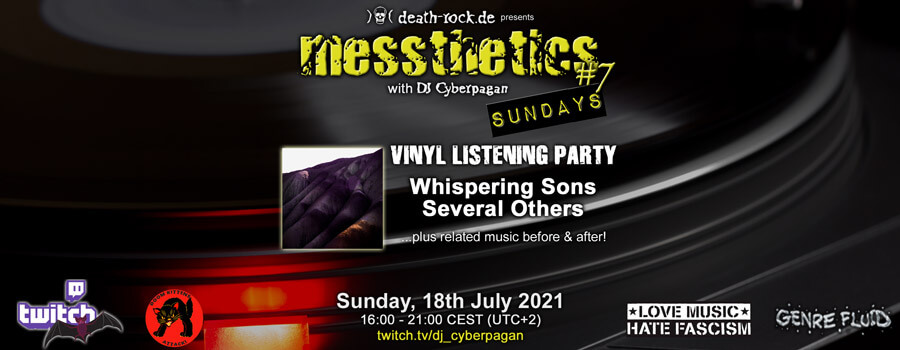 18.07.2021: messthetics sundays #7 Livestream