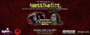 25.07.2021: messthetics sundays #8 Livestream
