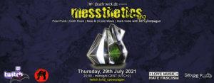 29.07.2021: messthetics #9 Livestream