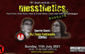 11.07.2021: messthetics sundays #6 Livestream