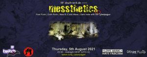 05.08.2021: messthetics 10 Livestream