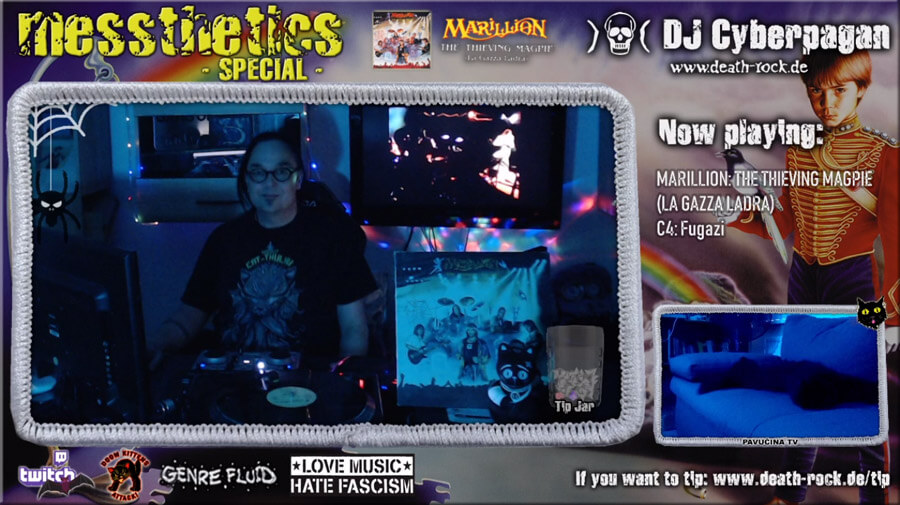 messthetics special Marillion - 2