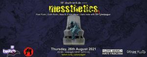 26.08.2021: messthetics 13 Livestream