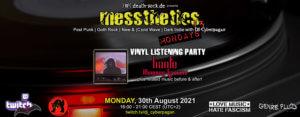 30.08.2021: messthetics MONdays 13 Livestream