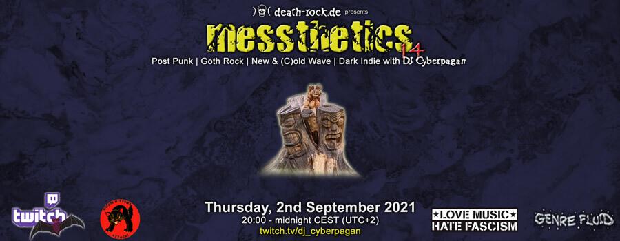 02.09.2021: messthetics 14 Livestream