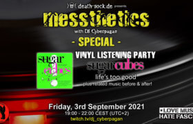 03.09.2021: messthetics special Livestream