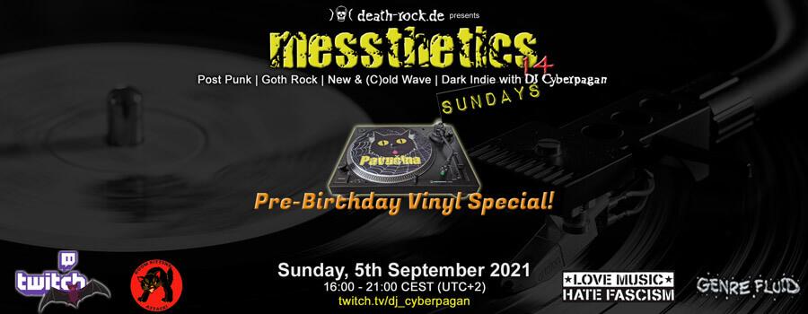 05.09.2021: messthetics sundays 14 Livestream